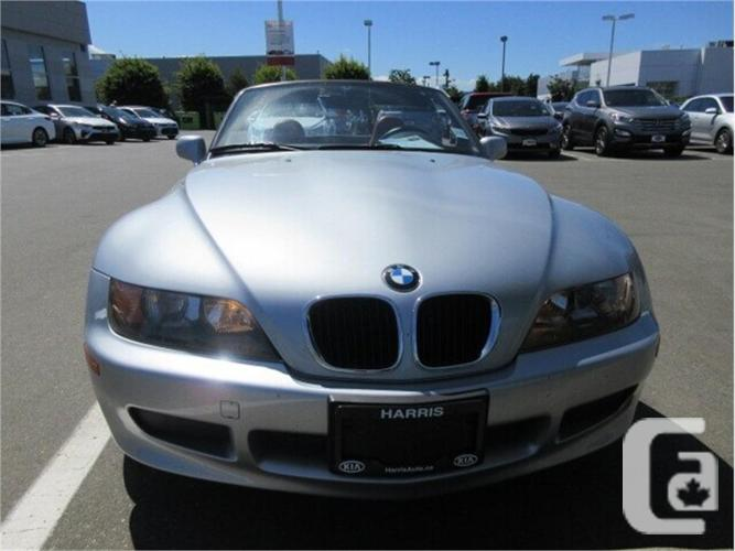 1996 BMW Z3 Convertible Leather Blue Tooth