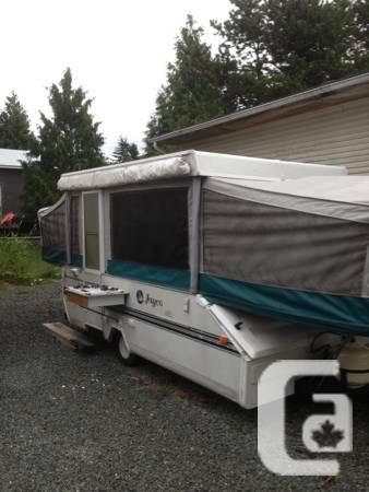 1996 jayco tent trailer - $3900