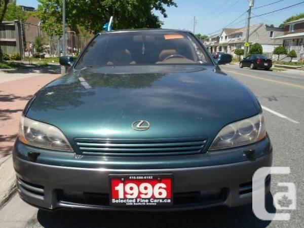 1996 Lexus ES 300 - $2995