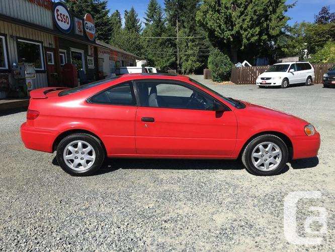 1996 Toyota Paseo - Rare 90's Throwback Coupe