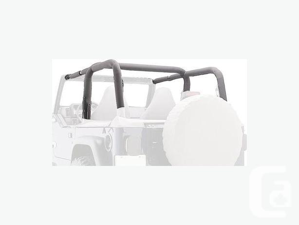 1997-2002 Jeep Wrangler Sport Bar Cover Roll Cage Pad