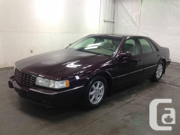 1997 Cadillac Seville STS Sedan - $3995
