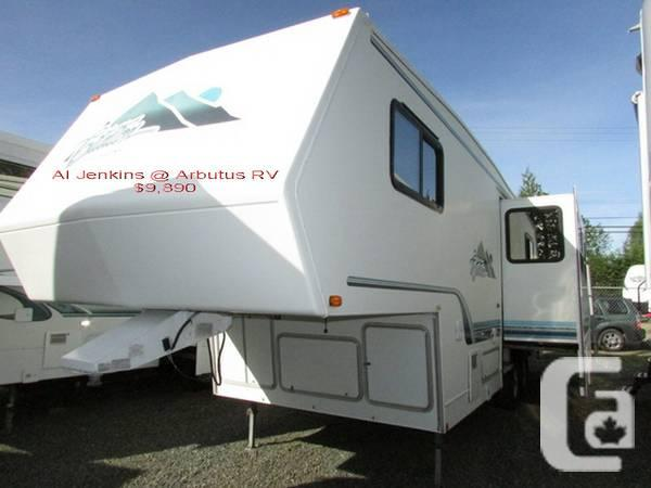 1997 Citation Supreme 29rks 5th Wheel For Sale In Nanaimo British Columbia Classifieds Canadianlisted Com