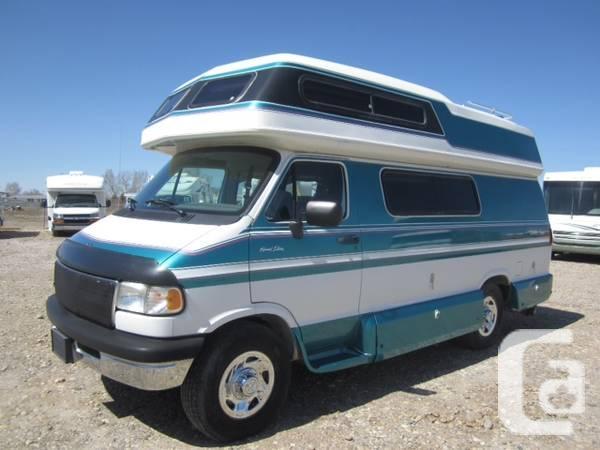 1997 Dodge Great West Van