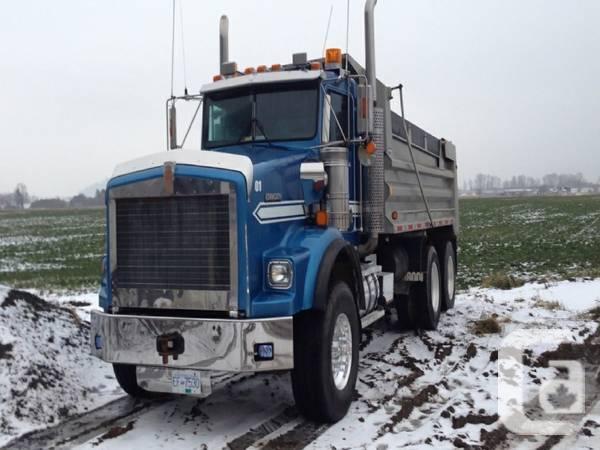 1997 Kenworth T800 Dump Truck - for sale in Kelowna ...Kenworth Dump Trucks For Sale In Bc