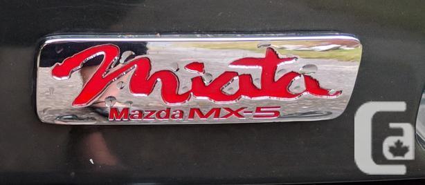 1997 Mazda Miata Speedster Edition