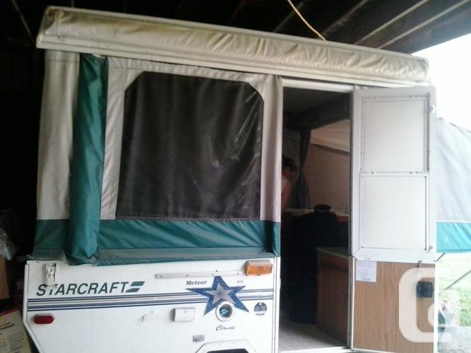 1997 Starcraft Tent Trailer