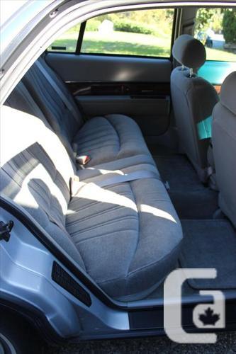 1998 Buick LeSabre Custom 63,000 Km