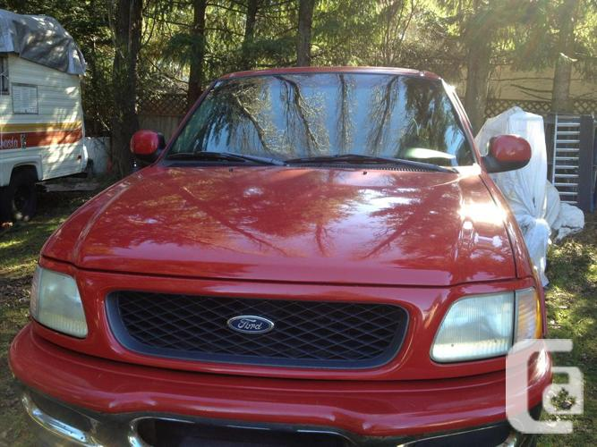 1998 ford f150 xlt ext cab 3200
