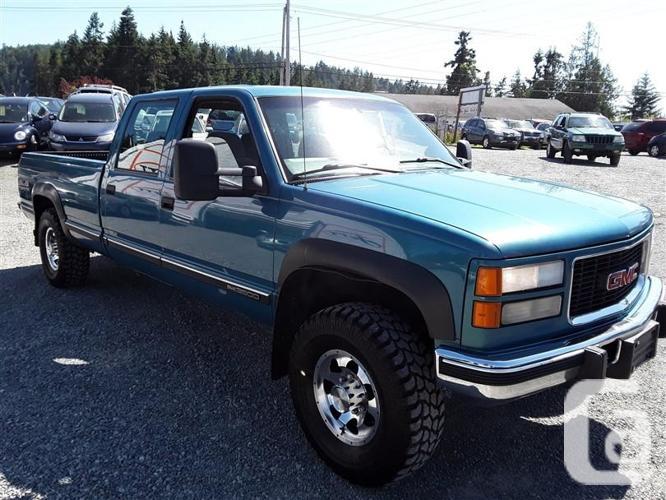 1998 gmc sierra diesel