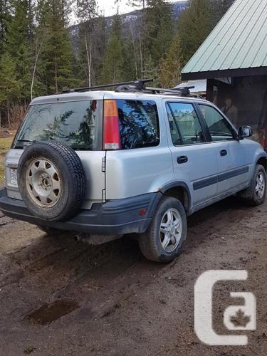 1998 Honda CRV
