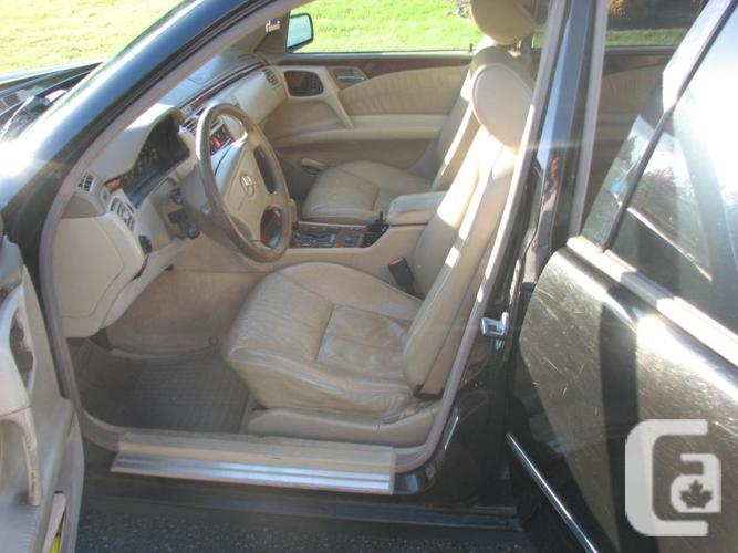 1998 MERCEDES E 320 MUST SELL REDUCE PRICE