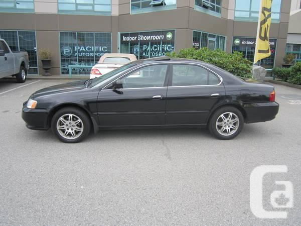 1999 acura tl 4dr sdn 3 2l 1 year warranty for sale in. Black Bedroom Furniture Sets. Home Design Ideas