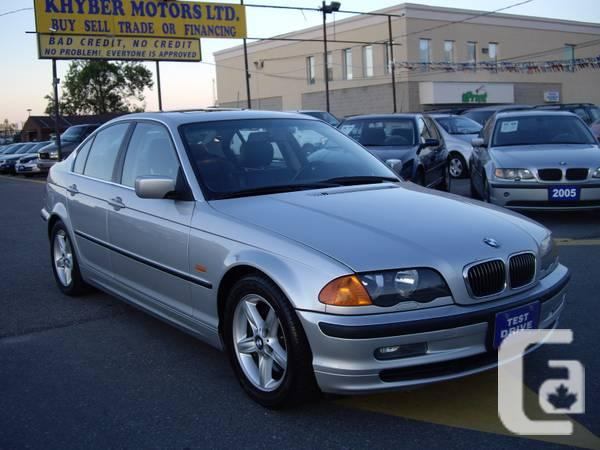 1999 bmw 328i khyber motors ltd for sale in toronto. Black Bedroom Furniture Sets. Home Design Ideas