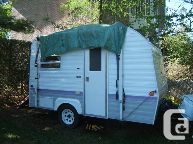 1999 Bonair - prestige 16 ft. camper travel trailer