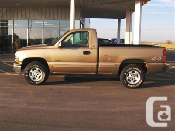 1999 Chevrolet Silverado