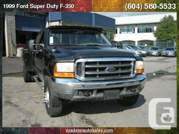1999 ford super duty f 350 crew cab dually 7 3 diesel f350. Black Bedroom Furniture Sets. Home Design Ideas