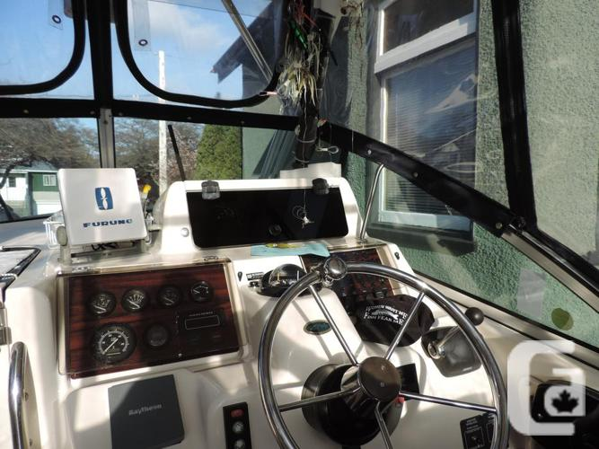 1999 Grady White 274 Sailfish--Diesel for sale in Victoria, British