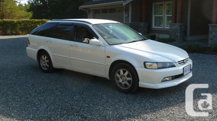 1999 Honda Accord Wagon (rare)