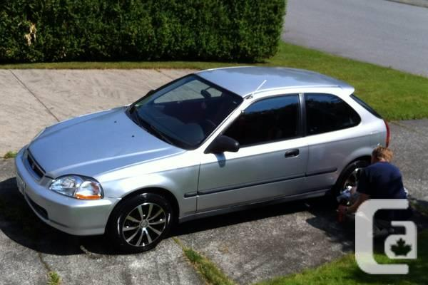 1999 honda civic hatchback for sale in abbotsford british columbia classifieds. Black Bedroom Furniture Sets. Home Design Ideas
