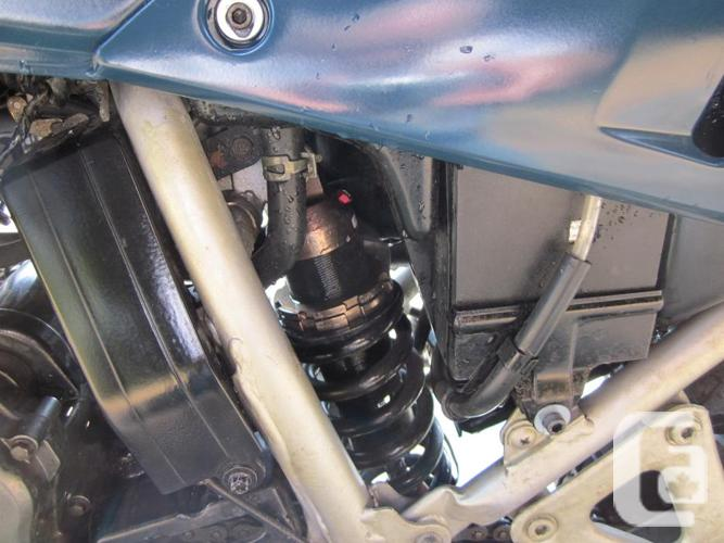 1999 Kawasaki 650 KLR