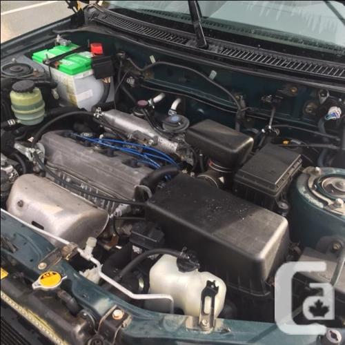 1999 TOYOTA RAV 4 4X4