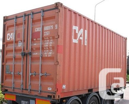 Steel Shipping Containers For Sale In Toronto Ontario Classifieds