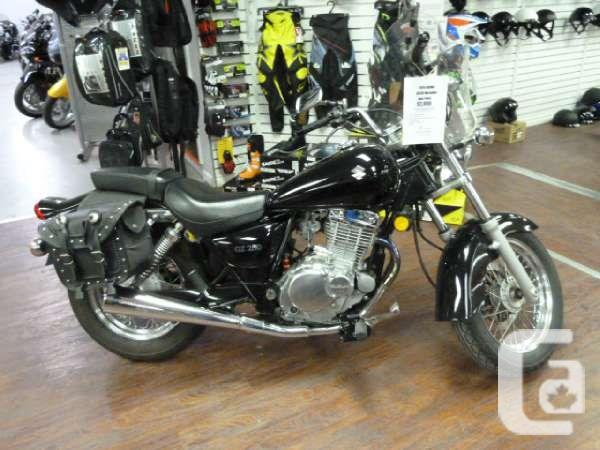 $2,895 2010 Suzuki GZ250 Marauder Motorcycle for Sale