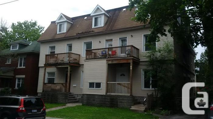 2 Bedroom 2 Bathroom Sandy Hill Basement Apartment 60 Marlborough Ave In Rockcliffe Ontario