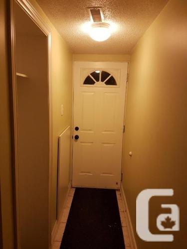 2-bedroom Bright Legal Unfurnished Basement Apartment,