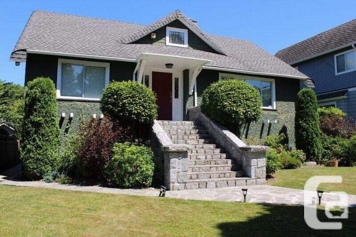 2 Bedroom Furnished Garden Suite for Rent in Kitsilano