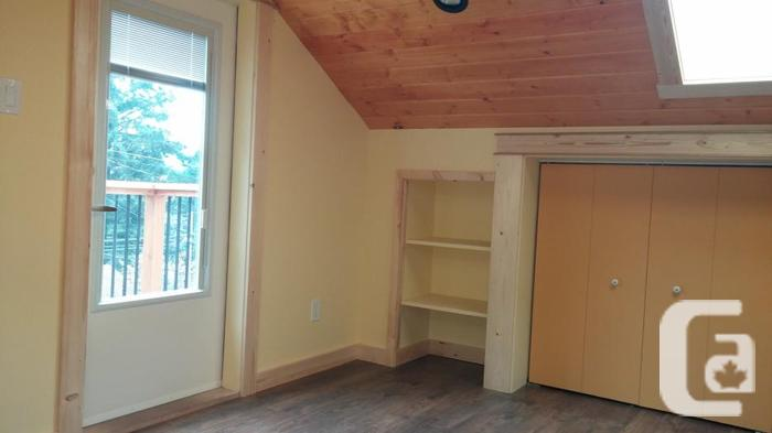 2 bedroom suite for rent in the Heart of Shawnigan