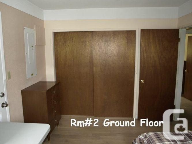 2 BEDROOMS IN SHARED HOUSE. ACROSS THE STREET FROM