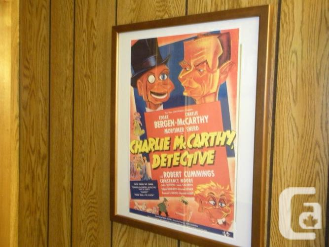 2 Comedy Prints-Reduced to $80