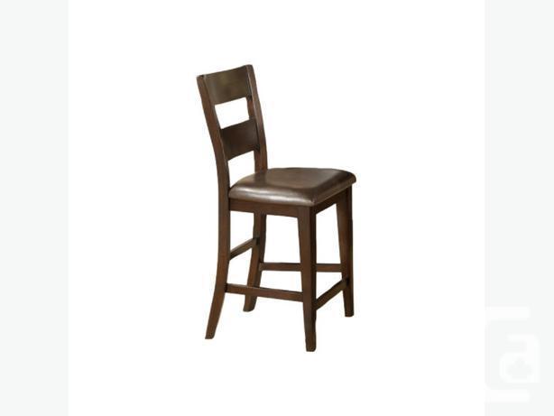 2 Dakota Counter Height Chairs