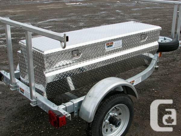 2 Location Kayak / three or four Kayak Trailer - $1953
