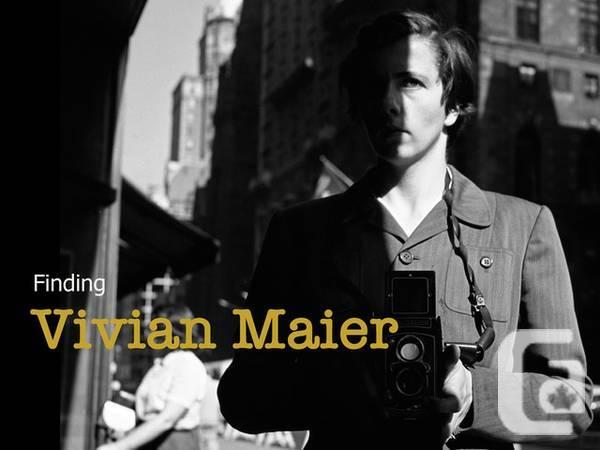 2 tix's for Finding Vivian Maier - VIFF - $30