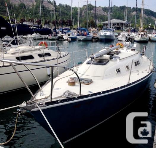 $20,000 1972 C&C C&C 35 Mk 1 Boat for Sale