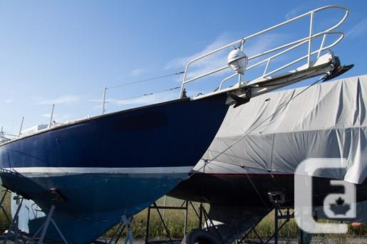 $20,000 1980 Mason Custom Steel Cutter Boat for Sale