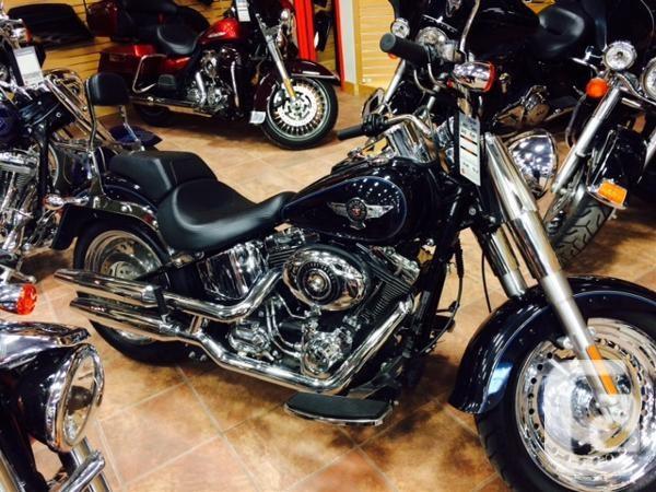 $20,000 2013 Harley-Davidson Softail Fat Boy Motorcycle