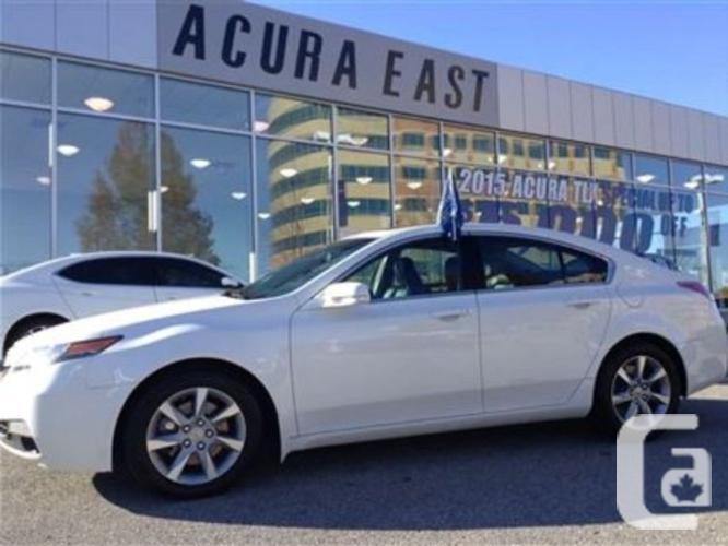$20,355 Used 2012 Acura TL Base
