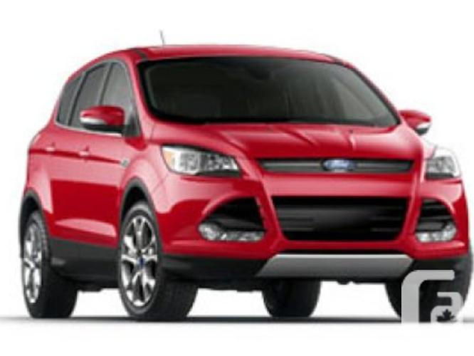 $20,737 Used 2013 Ford Escape SEL