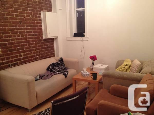 $2000 / 4br - $2000, Dowtown McGill ghetto, 4 bedrooms,