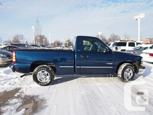 2000 Chevrolet Silverado - $2000