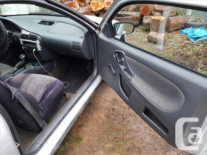 2000 Chevy Cavalier. Beater without a heater