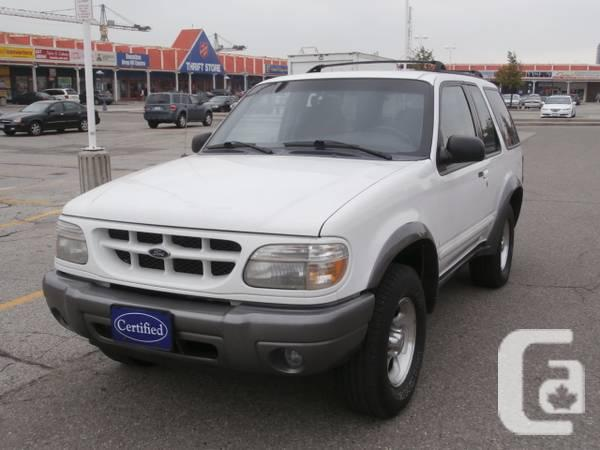 2000 ford explorer 4x4 certify 1year powertrain warranty for sale in. Cars Review. Best American Auto & Cars Review