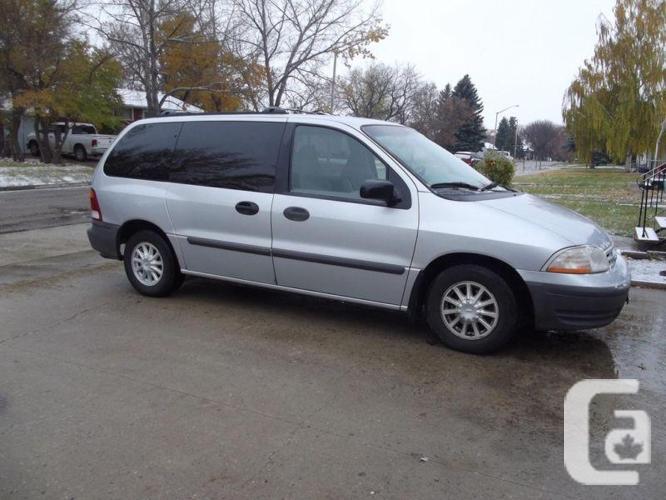 2000 Ford Windstar Minivan