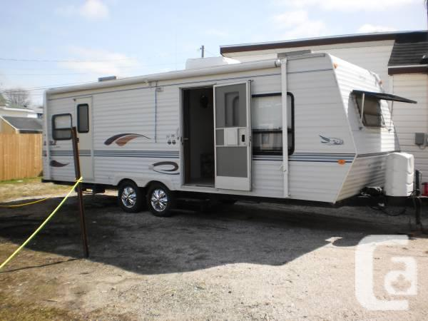 2000 Jayco Eagle Camper 27ft - $9500