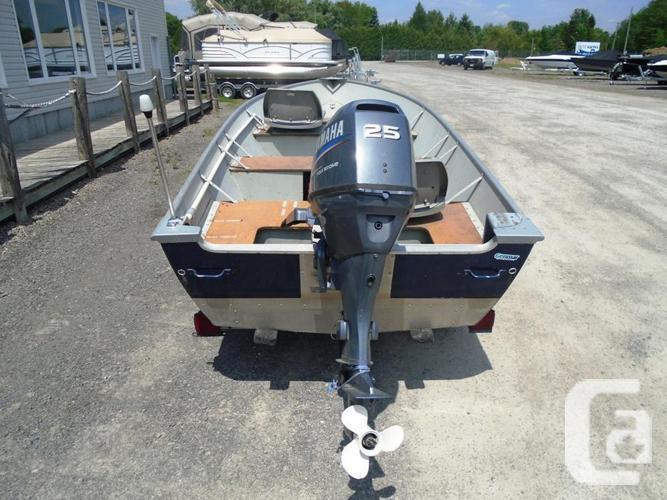 2000 LUND SSV-14 in Kemptville, Ontario for sale