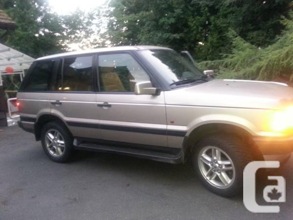 2000 Range Rover 4.6HSE